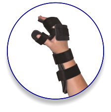 Hand and Wrist Orthoses from Restorative Care of America