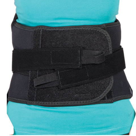 Lumbar Sacral Support with Side Panels