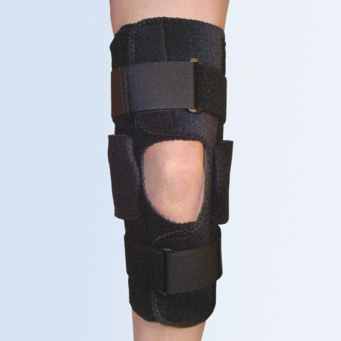 Leg - Active Neoprene Knee Brace w/ ROM Settings