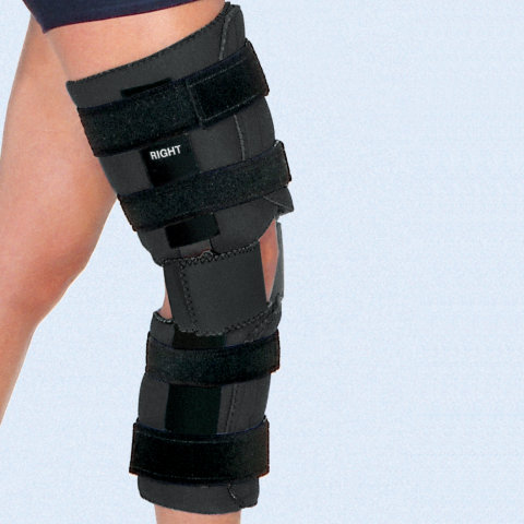 Post Operative Flex Cuff Knee Brace