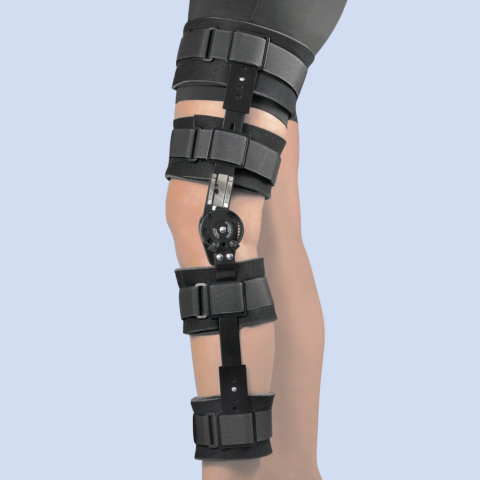 Post Operative Pin Universal Knee Brace