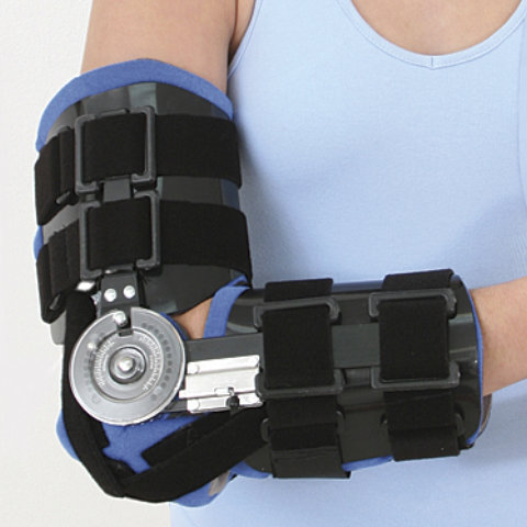 Ratchet POP Arm Brace